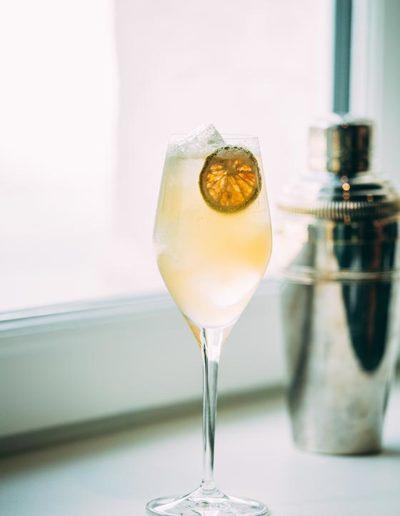 sugar lemon cocktail 1